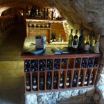 Tvrdoš monastery - Wine cellar